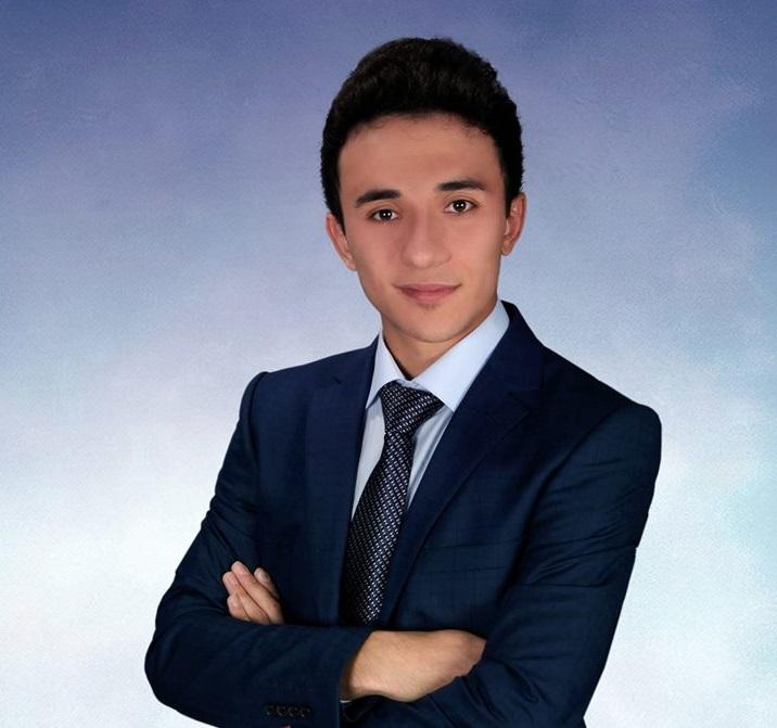 Çankırı İl Öğrenci Meclis Başkanı Murat Yetiş