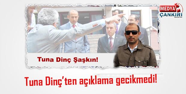 Tuna Dinç'ten Medya Çankırı'ya açıklama!