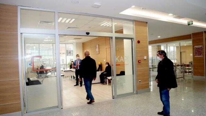 Açık Kapı Bürosu yeni yerinde