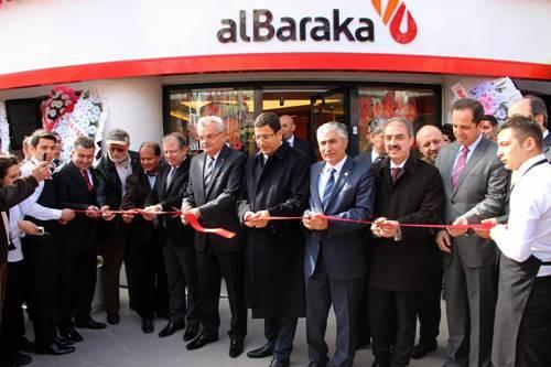 Albaraka Türk Katılım Bankası Çankırı Şubesi Açıldı