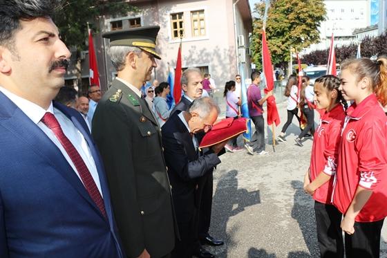 Atatürk'ün Çankırı'ya gelişinin 92. Yıldönümü kutlandı