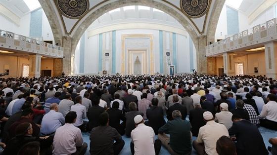 Cami, Şehir ve Medeniyet teması işlenecek
