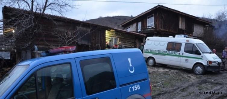Çankırı ili, Ilgaz İlçesi, Saraycık Köyünde Pompalı Tüfek İle İntihar 1 Ölü