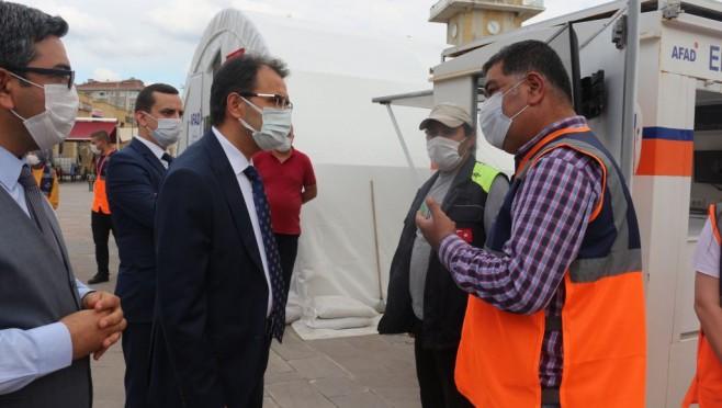 Çankırı'da 100 bin kişi afetler konusunda bilgilendirilecek