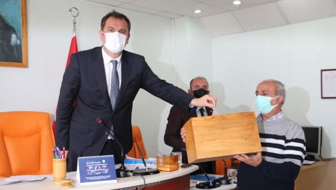 İGM'de Çıbık, yeniden başkan seçildi