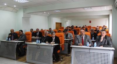 İl Genel Meclisi Ocak ayı bileşimleri devam ediyor