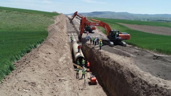 Koyunbaba Barajı, bu yıl sulamaya başlayacak