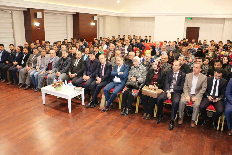 Medeniyet Fikri ve Eğitim Tasavvuru konulu konferans düzenlendi
