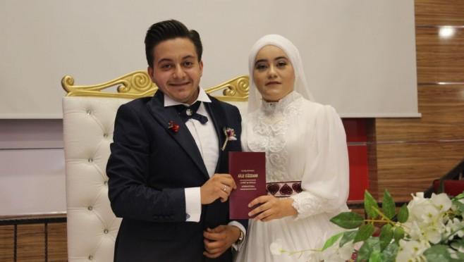 Şehriban ve Ali Kör hayatlarını birleştirdi