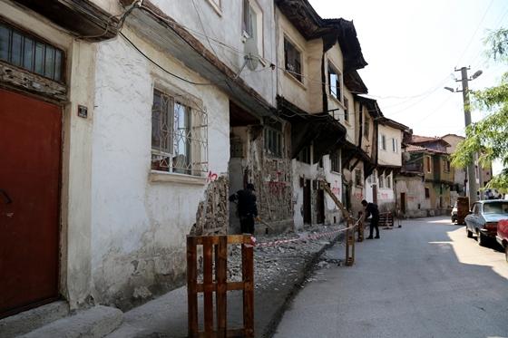 Uzunyol Sokak,  1. Etap çalışmaları başladı