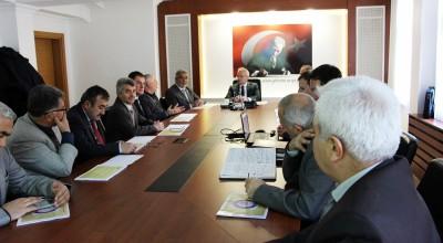 Yakınkent OSB Müteşebbis heyeti toplantısı gerçekleştirildi